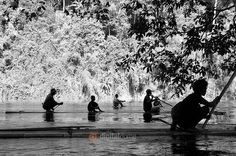 Jahai Tribe, Royal Belum, Perak