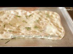 Focaccia z rozmarynem - Allrecipes.pl