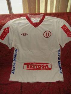 Nueva Camiseta Universitario De Deportes 2012