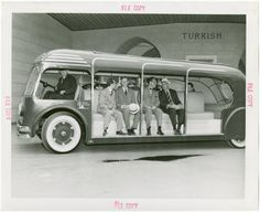 Streamline bus