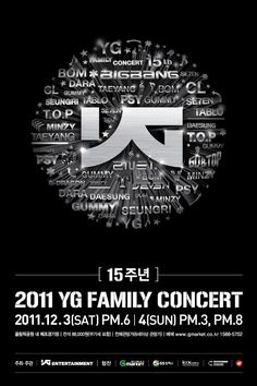 I wish I could be a part of the YG Family