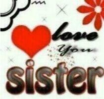 From my Sister, Roxi xoxo