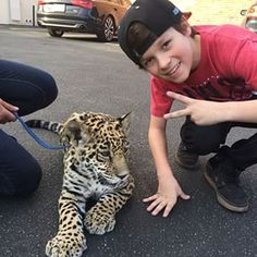 If there's anything better than hayden summerall it's hayden with a baby animal