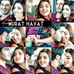 Cute Love Stories, Love Story, Murat And Hayat Pics, Hande Ercel, Muslim Couples, Sweet Couple, Marry Me, Couple Goals, Cute Couples