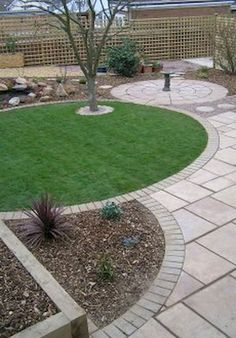 Stunning 50 Simple Low Maintenance Front Yard Landscaping Ideas https://crowdecor.com/50-simple-low-maintenance-front-yard-landscaping-ideas/ #lowmaintenancegardendesignideas