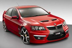 HSV Holden GTS ... meanest looking car on Australian roads (I want one!!)