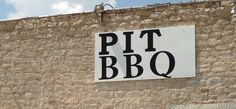 HWY 29 BBQ, Bertram - Texas pit-style bbq recommended by Homesick Texan.  #5 on the Best Banana Pudding List.