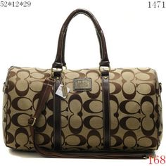Coach Luggage Bags