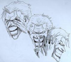 Joker Tattoo Designs | MadSCAR