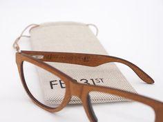 48000 - Kauri wood eyewear collection on Industrial Design Served