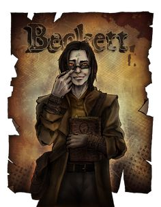 Beckett by Laveir on DeviantArt