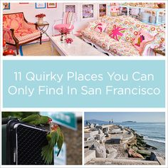 So Choir Tour Free Time in April? 11 Places That Prove San Francisco Is The Quirkiest