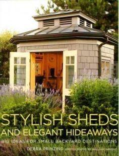 Lake house shed ideas