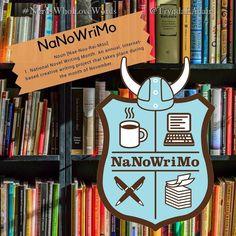 #NaNoWriMo - #NerdsWhoLoveWords #WordOfTheDay.  #Noun [nae-nou-rai-mou] 1. National Novel Writing Month. An annual Internet-based creative writing project that takes place during the month of November.  #LanguageLover #WordsMatter #WordLover #English #Words  #NovemberWriter #writerThings  #writerLife #Writer  #Author #WordNerd #vocabulary  #Acronym  #EnglishAcronym  #SorryImLate #ThingsGotABitCrazyToday