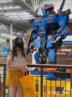 Beth Blair, the author of The Unofficial Guide to Mall of America, recently visited MOA, now open to the public again. Here is what to expect when shopping at the Mall of America during COVID-19. Floor Stickers, Mall Of America, Masks For Sale, Cool Places To Visit, Public, Author, Shopping
