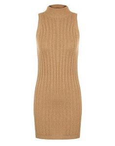 Korai Knitted Dress - Nude – NewAgeRebel.com