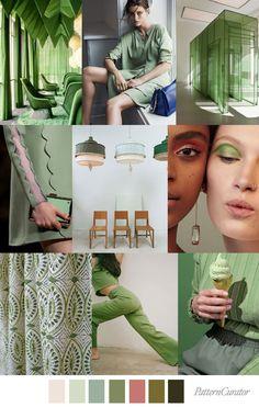 GREEN TEA MATCHA | pattern curator | Bloglovin'