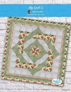 Resplendent Sew A Block Quilt Ideas. Magnificent Sew A Block Quilt Ideas. Lap Quilts, Small Quilts, Mini Quilts, Paper Pieced Quilts, Shabby Chic Quilts, Vintage Quilts, Quilting Tutorials, Quilting Designs, Quilt Design