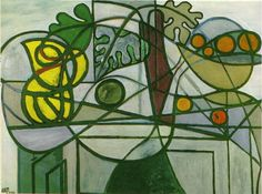 Still Life 1931  Pablo Picasso