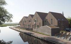 9 graden architectuur Nieuwbouw woonzorghuis Oosterdel