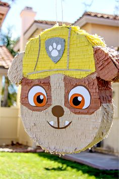 Build your own Nick Jr. themed Piñata!