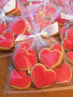 Bake at 350: Valentine cookies with va-va-va-vanilla