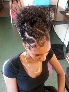 haircuts for black crochet braids crochet braids and braids on 1592
