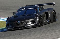 Renault Targeting Endurance Races for RS 01