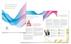 Insurance Consulting Brochure Template  Microsoft Tri Fold Brochure Template Free