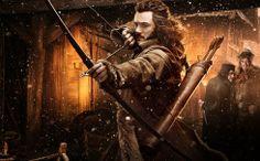Bard l'arciere #LoHobbit #DesolazionediSmaug #TheHobbit #Hobbit