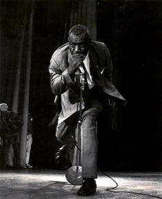 Howlin' Wolf [1910-1976] was an influential American blues singer, guitarist and harmonica player. ♫♪♫