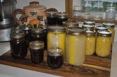 DSC_0481 Pickled Corn, Pickles, Mason Jars, Canning, Vegetables, Recipes, Foods, Canned Corn, Food Food