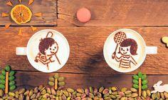 Lfernandes: Café criativo
