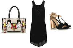 NYFW Day 7- Proenza Schouler PS1 Keep All, Anna Sui Embellished Dress and Reed Krakoff Sandals