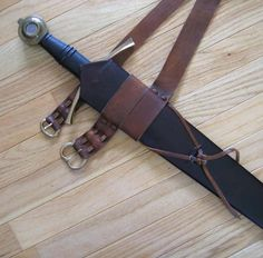 1280-1325 Sword Belts -- myArmoury.com