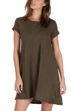 Z Supply The Looker Dress in Rosin ZD155059Rosin