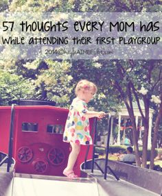 57 Thoughts Every Mom Has While Attending Their First Playgroup - Kayla Aimee Writes Funny Lists, Mom Group, Parent Resources, Activities To Do, Mom Humor, Mommy And Me, Parenting Hacks, Children, Kids