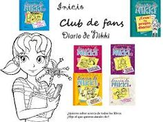 Diario de Nikki por Andrea Dork Diaries, Art Competitions, Libros, Girls
