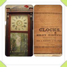 Riley Whiting clock