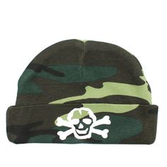 Camo White Scribble Skull Beanie Funny Baby Gifts, Funny Babies, Marine Corps Baby, Punk Rock Baby, Baby Beanie Hats, Newborn Hats, Take Home Outfit, Camo Baby Stuff, Baby Gift Sets
