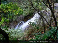Garganta de las Nogaledas. Valle del Jerte Spain