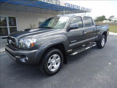 Used 2011 Toyota Tacoma Base Pickup Trucks