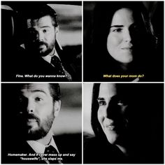 """#HTGAWM 2x03 """"It's Called the Octopus"""" - Frank and Laurel"""