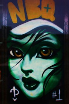 SAN DIEGO STREET ART: ON THE STREET & OFF Photo by Jacqueline Hadel