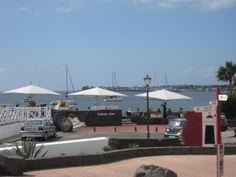 Playa Blanca and Rubicon Marina