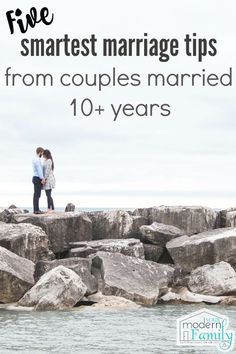 smartest marriage tips from couples married 10+ years