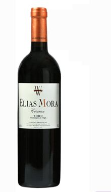 VINO PREMIER ELIAS MORA SEMICRIANZA 2009  Vinos Tintos - D.O. Toro   7.79€    Precio con I.V.A. Incluido Bottle Labels, Label Design, Champagne, Wine, Wine Pairings, The World, Spanish Wine, Red Wines, Drink
