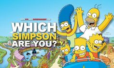 QUIZ: Which Simpson Are You? - Eye News Entertainment