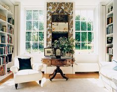 English Countryside Home...love this space