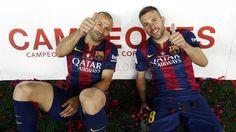 Dos estrellas! La otra cara del título de Copa | FC Barcelona
